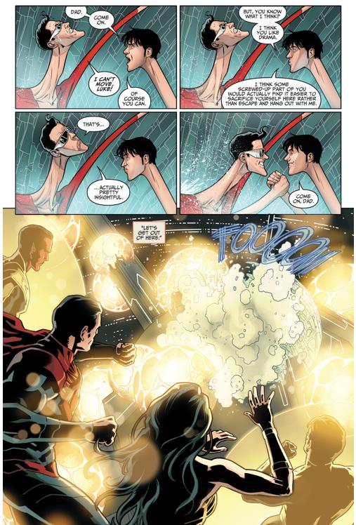 How Plastic Man Freed Superman's Prisoners