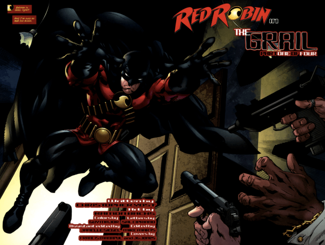 Red Robin (Red Robin #1)