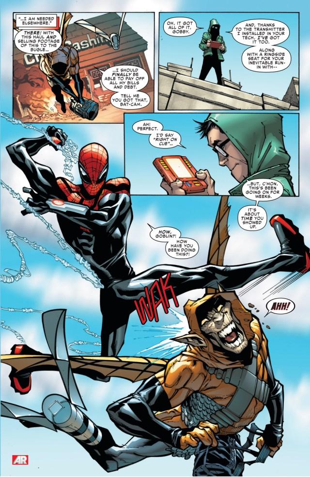 superior spider-man vs hobgoblin