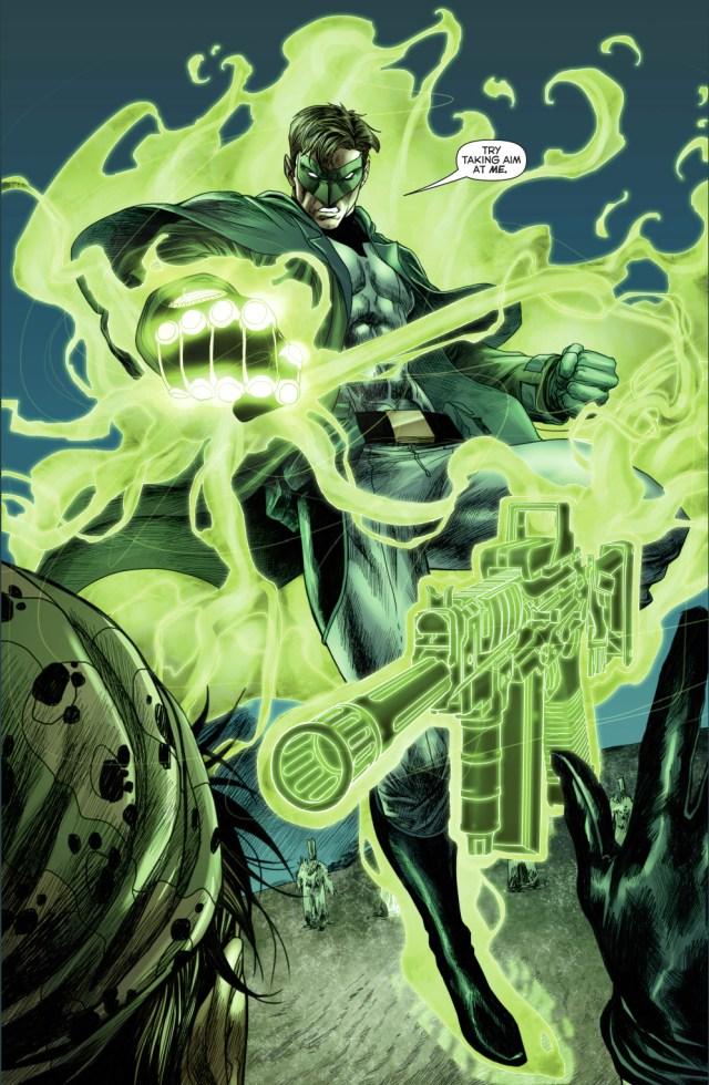 From - Green Lantern Vol. 5 #48