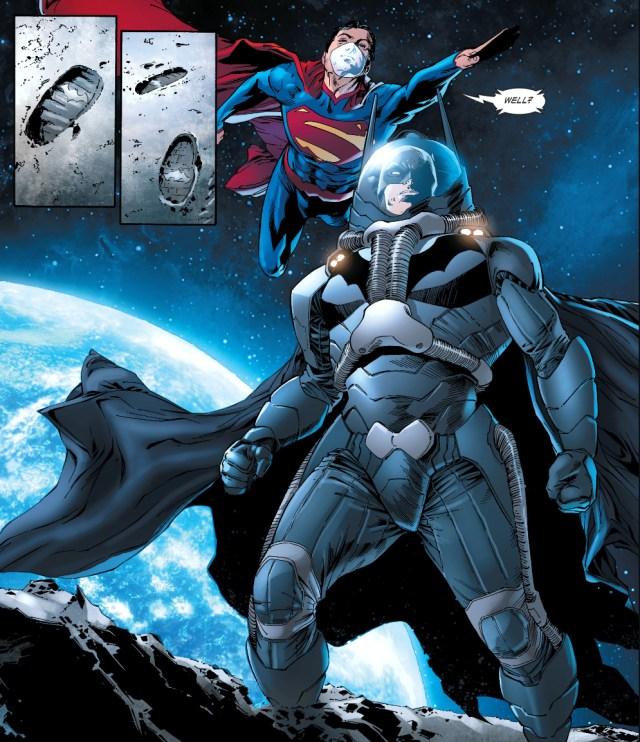 batman and superman (batman - superman #27)