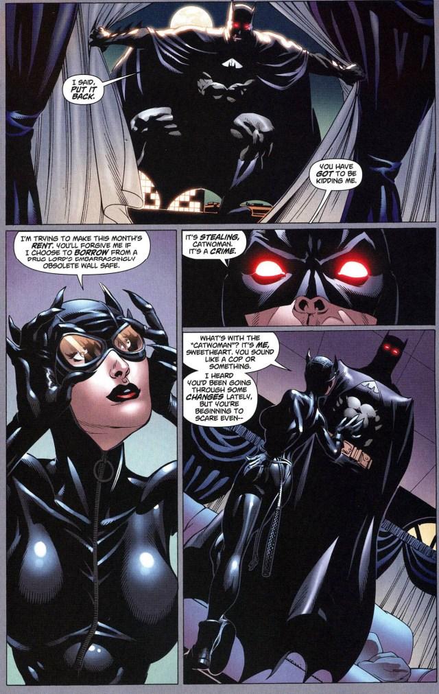 batman attacks catwoman (superbat)