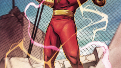 Hercules Gives Freddy Freeman Half His Power (Trials Of Shazam)