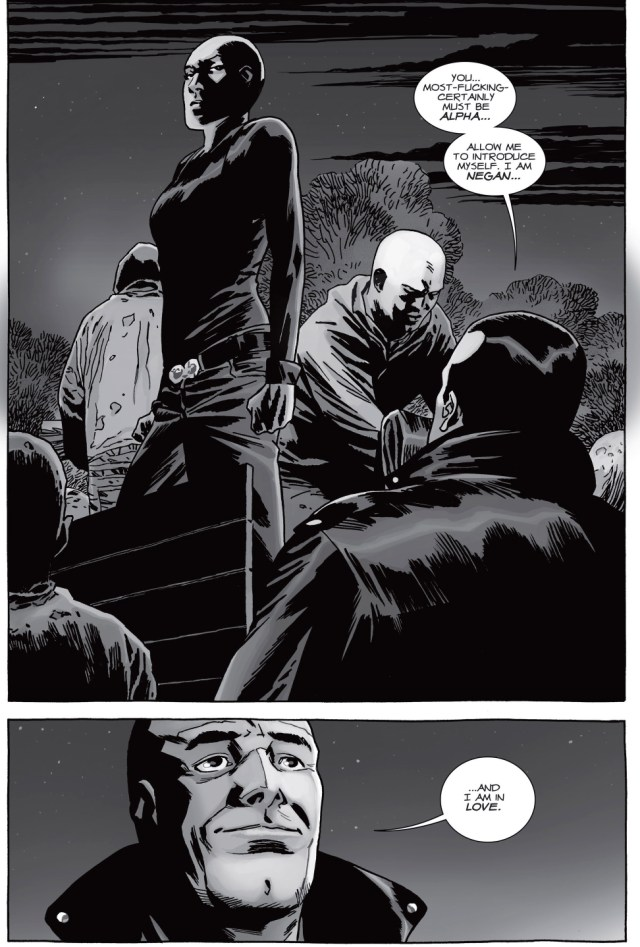 negan meets alpha