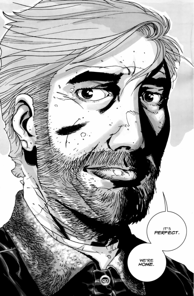 Rick Grimes's Group Finds The Prison (The Walking Dead)