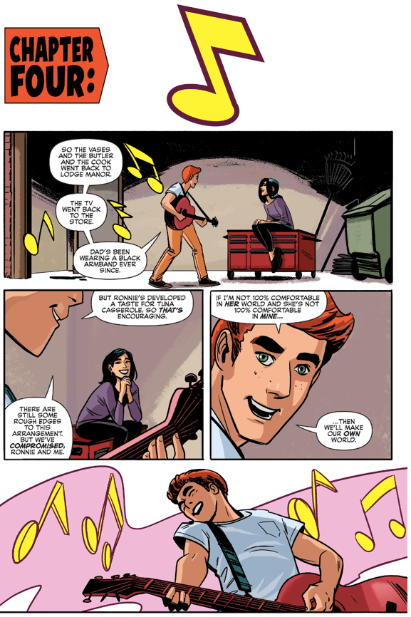 Veronica Makes An Effort For Archie