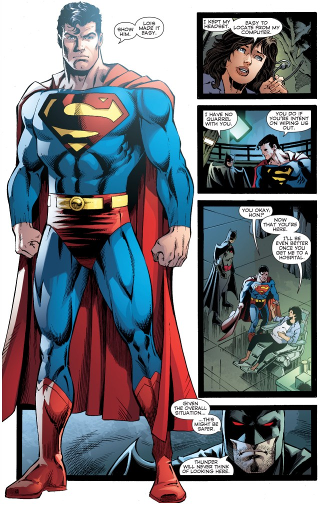 Birth Of Superman's Son