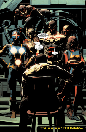 War Machine And The Avengers (Invincible Iron Man Vol. 2 #10)
