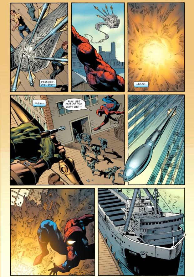 spider-man-vs-the-bowman
