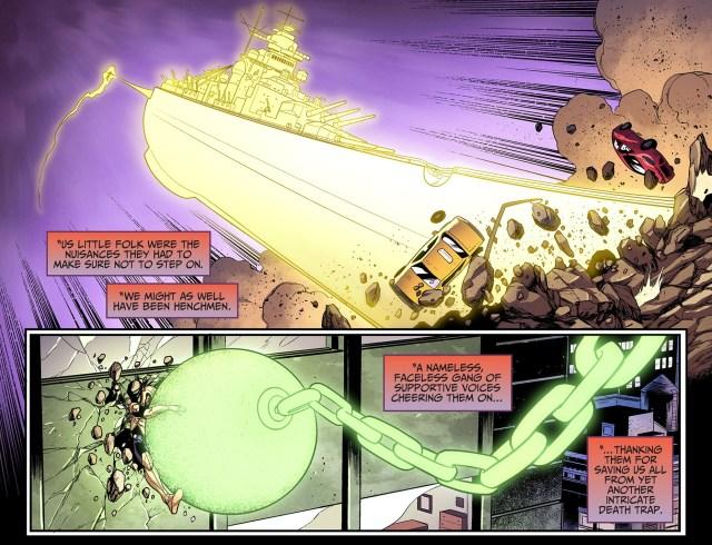 Green Lantern VS Sinestro (Injustice Gods Among Us)