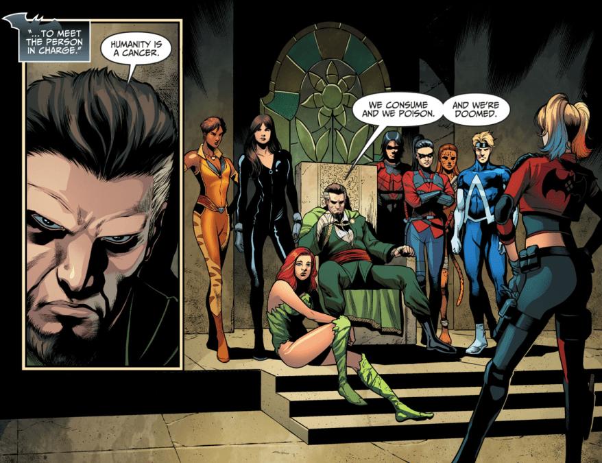 Ra's al Ghul's Team (Injustice II)