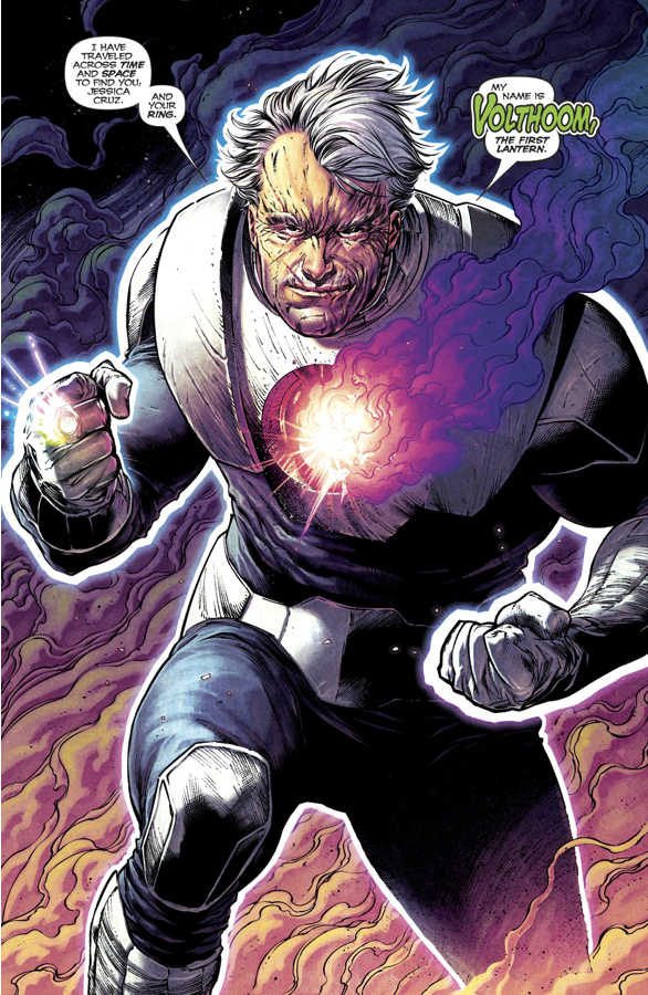 Volthoom (Green Lanterns Vol. 1 #25)
