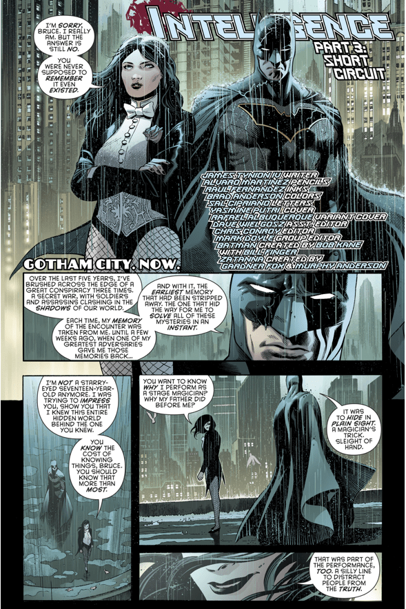 Why Zatanna Performs As A Stage Magician (Rebirth)