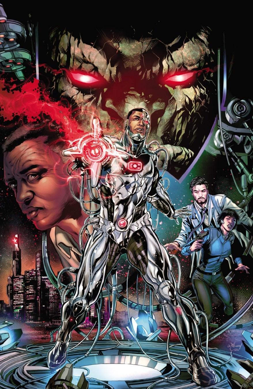Cyborg Volume 2