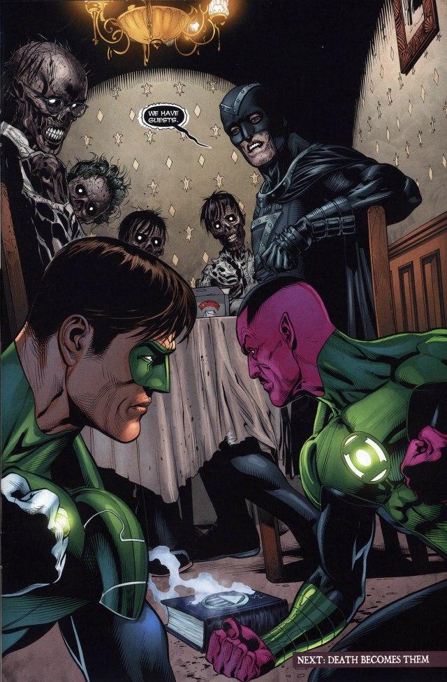 Black Hand (Green Lantern Vol 5 #11)