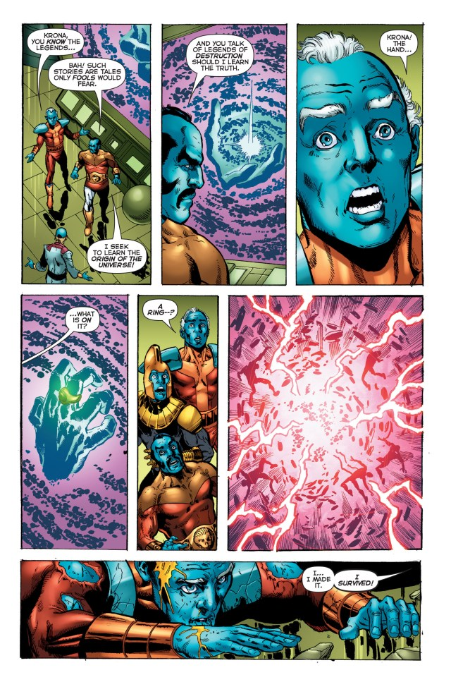 Ganthet And Krona Meet Volthoom