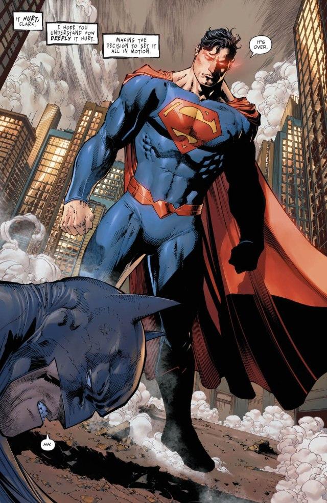 Batman VS Superman (Earth -1)