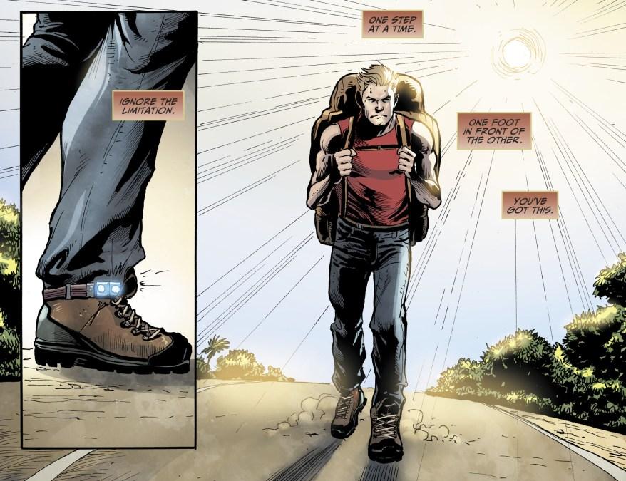 How Batman Punished The Flash (Injustice II)