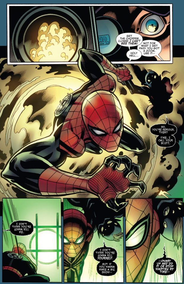 How Deadpool Saved Spider-Man's Pure Soul