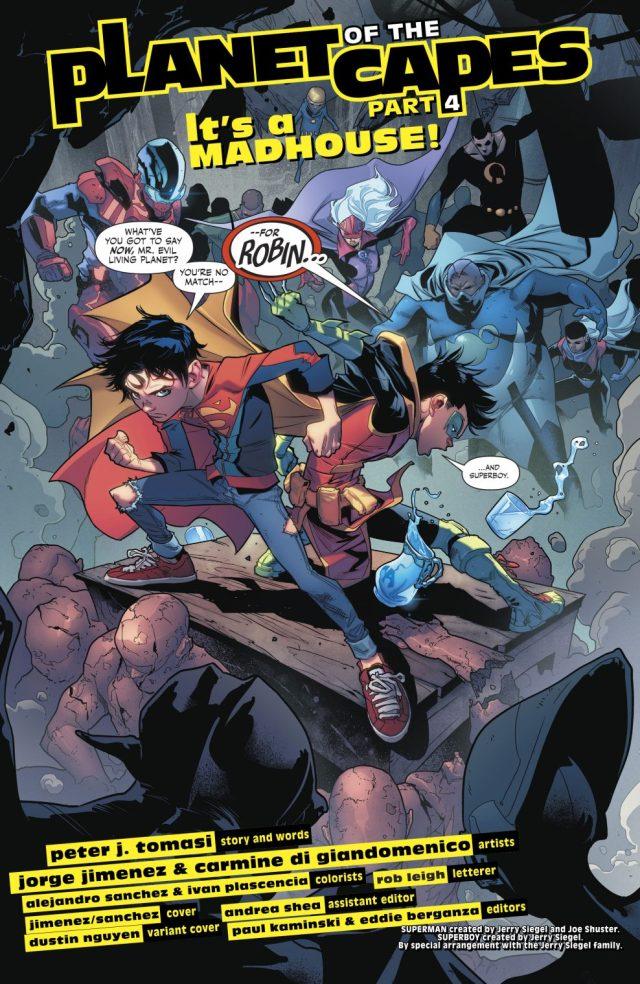 Super Sons #9