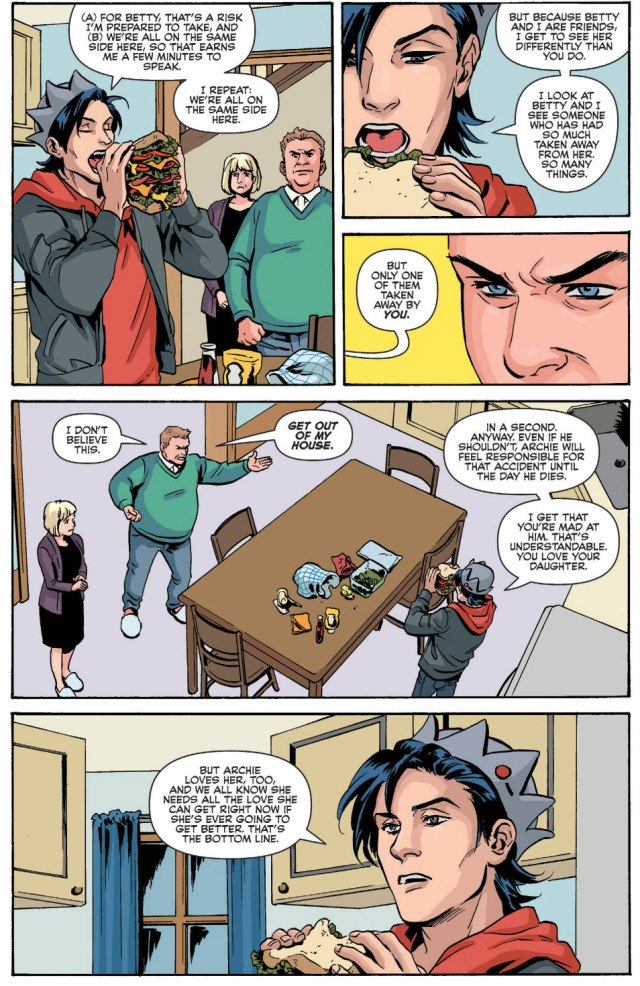 Why Jughead Is An Amazing Friend