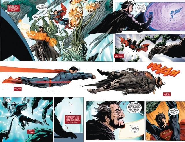 Zod Rescues Faora From The Phantom Zone (New 52)
