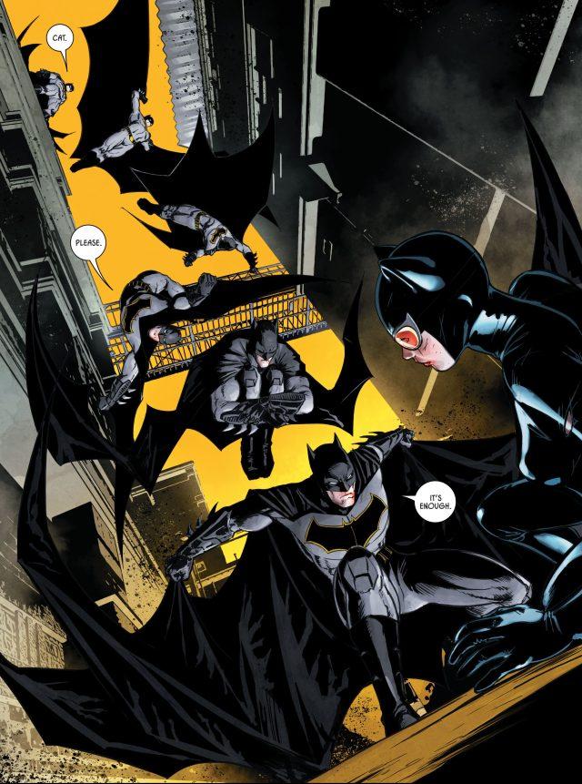 Batman And Catwoman (Batman Vol 3 #11)