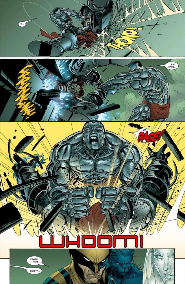 Colossus VS Ord