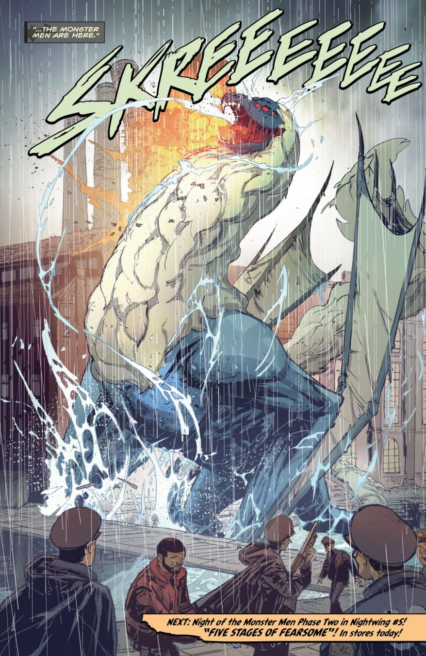 Monster Men (Batman Vol 3 #7)