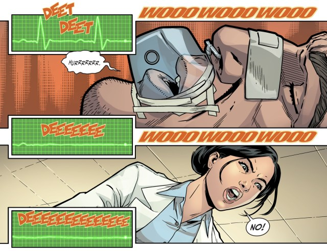 Wildcat Has Nine Lives (Injustice II)