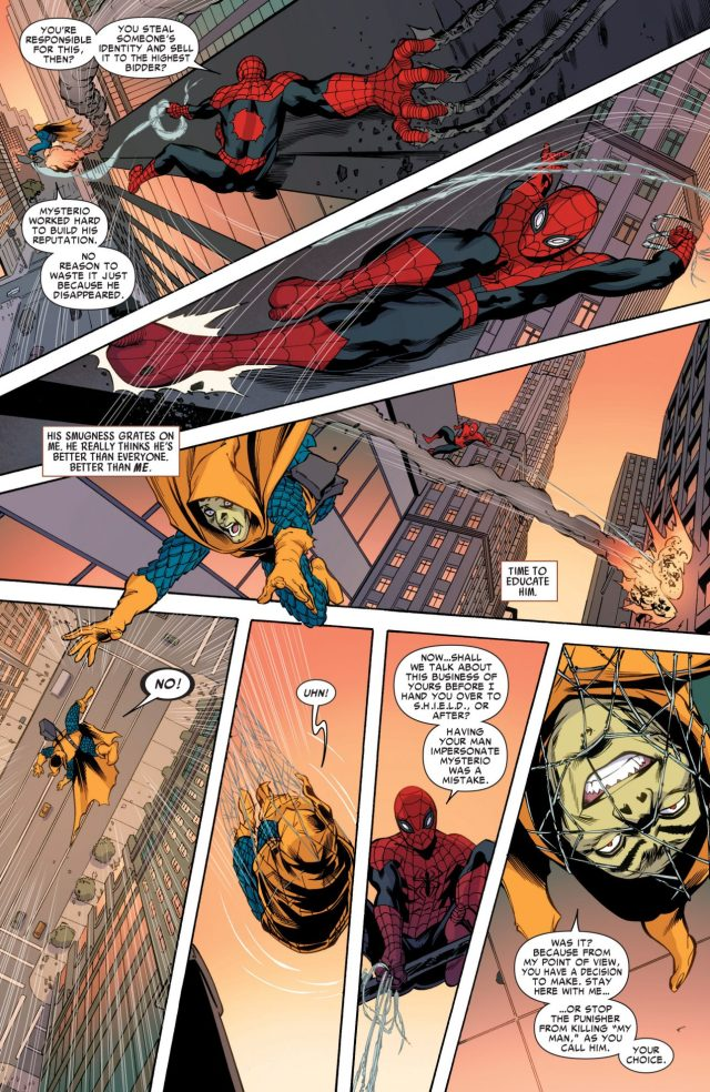 Superior Spider-Man VS Hobgoblin