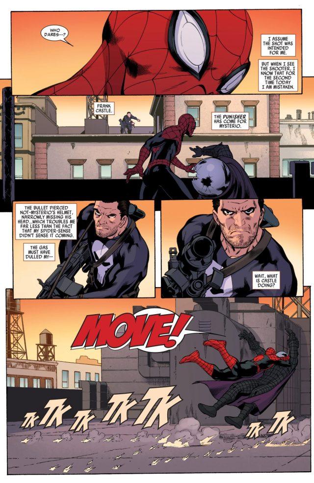 Superior Spider-Man VS Mysterion