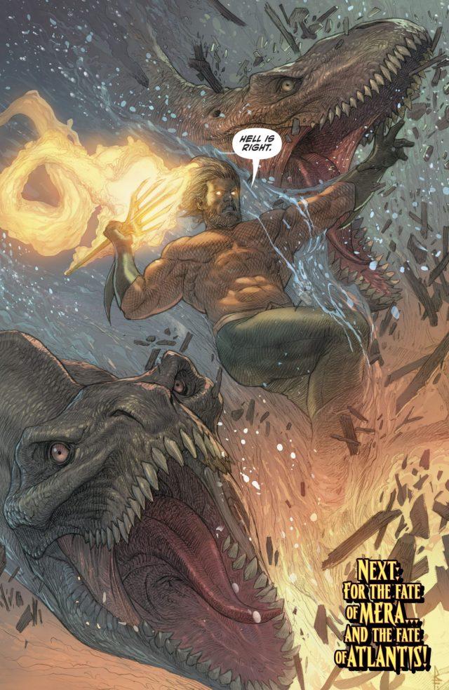 Aquaman Vol 8 #32
