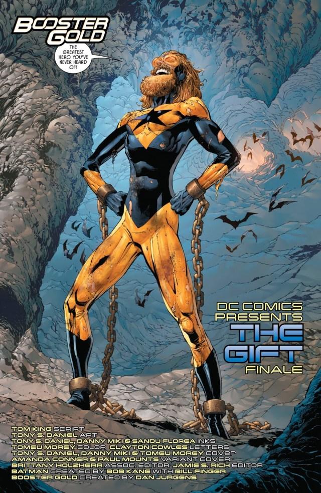 Booster Gold (Batman Vol. 3 #47)