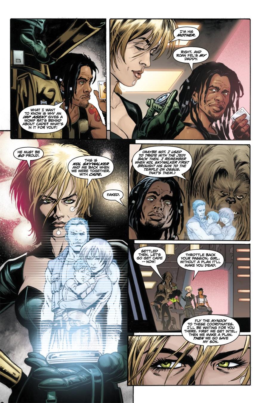 Morrigan Corde Reveals She Is Cade Skywalker's Mother