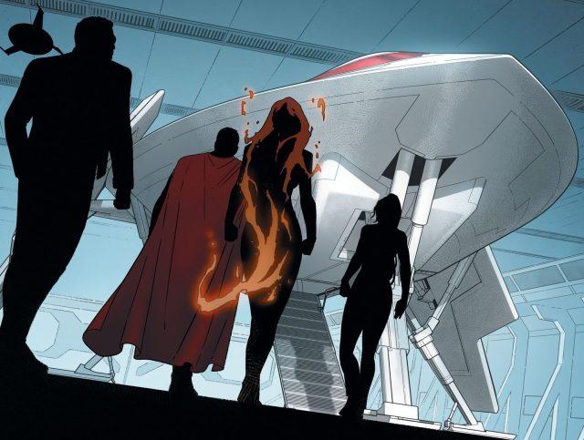 The Titans (Injustice II #57)