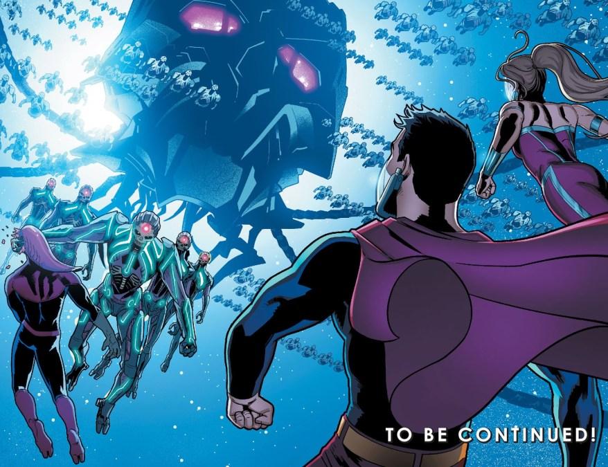 Brainiac (Injustice II #64)