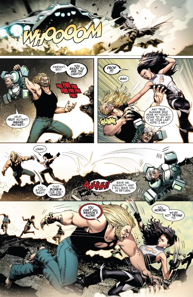 How Weapon X Saved Hulkverine