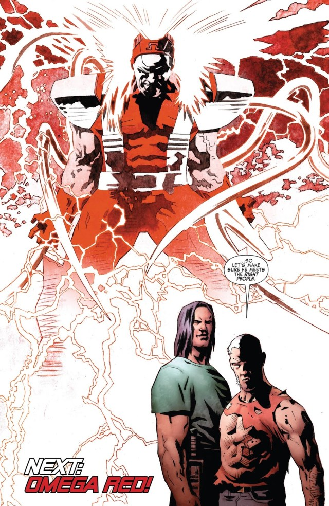 Omega Red (Weapon X Vol 3 #16)