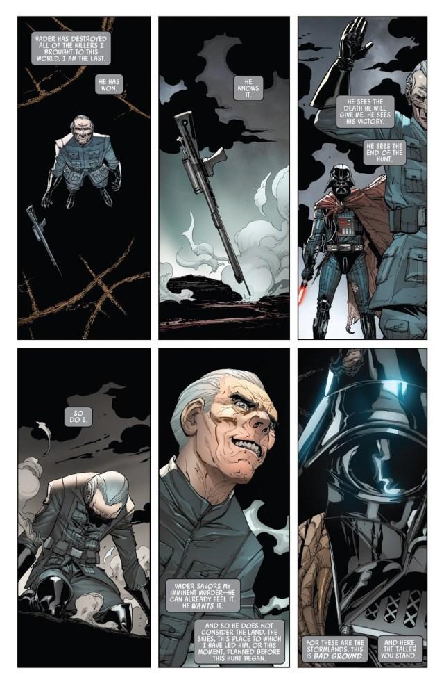 Darth Vader VS Grand Moff Tarkin