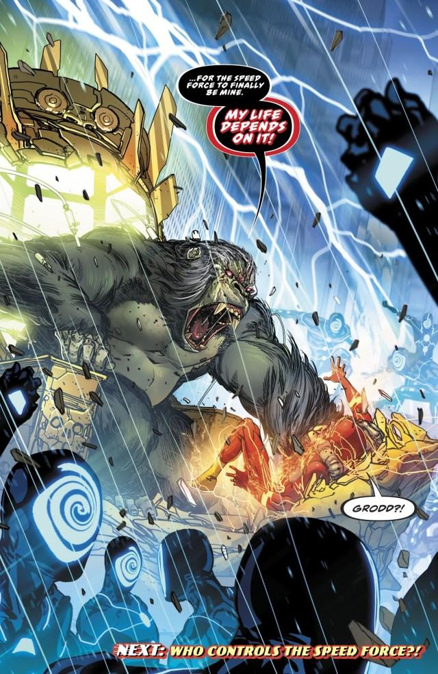 Gorilla Grodd (The Flash Vol. 5 #39)