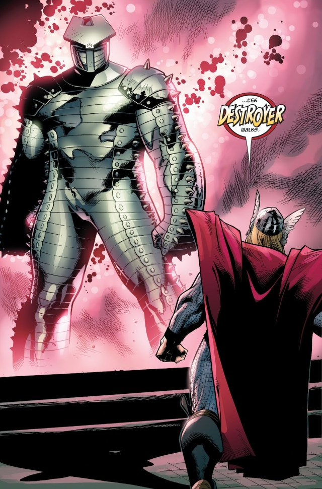 The Destroyer (Thor Vol. 3 #5)