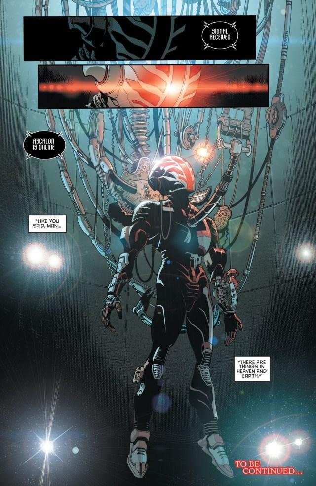 Ascalon (Detective Comics Vol. 1 #950)