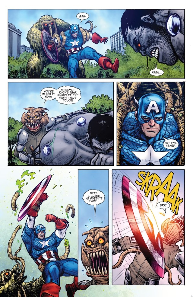 Captain America Meets Hulkverine