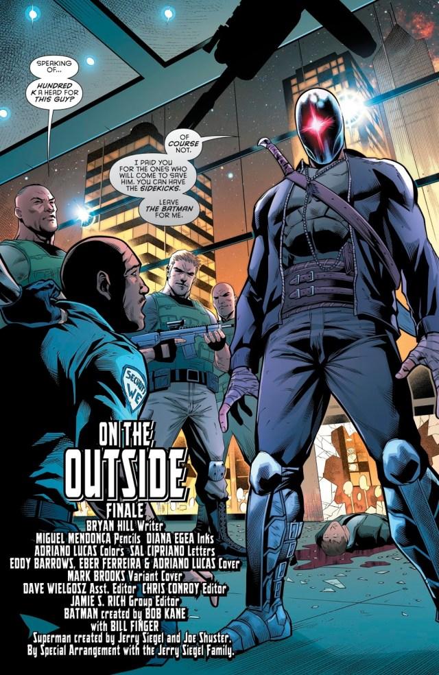 Karma (Detective Comics Vol. 1 #987)