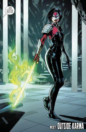 Katana (Detective Comics Vol. 1 #986)