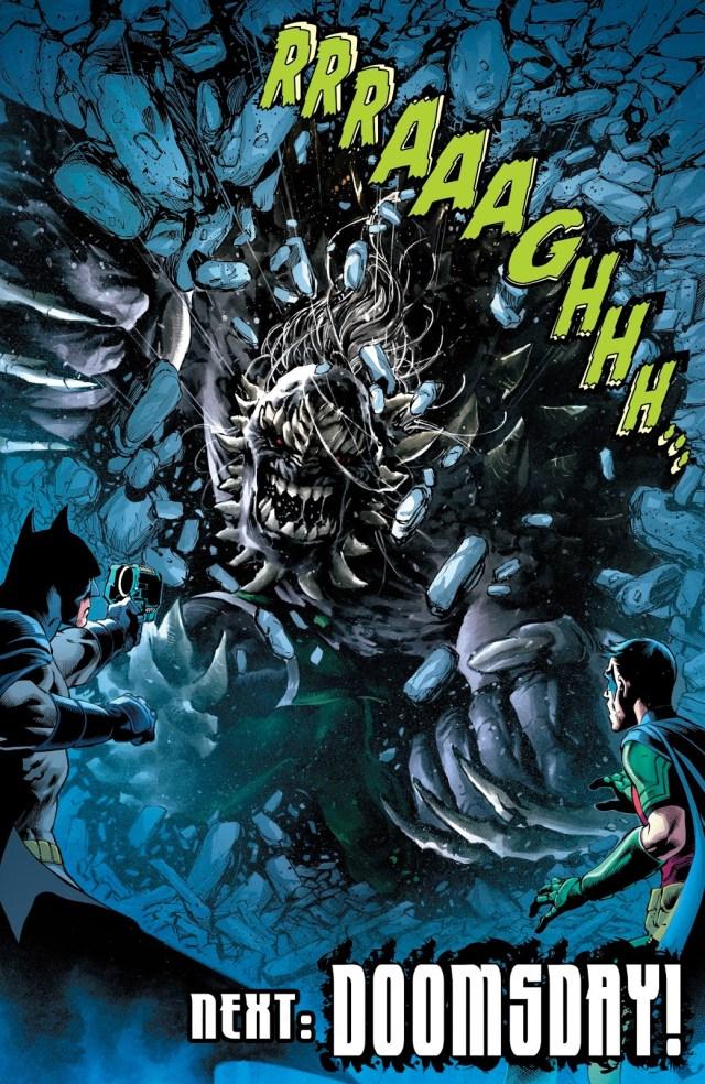 Doomsday (Detective Comics #965)