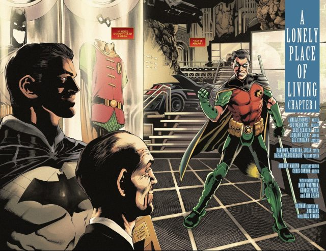Robin Tim Drake (Detective Comics #965)