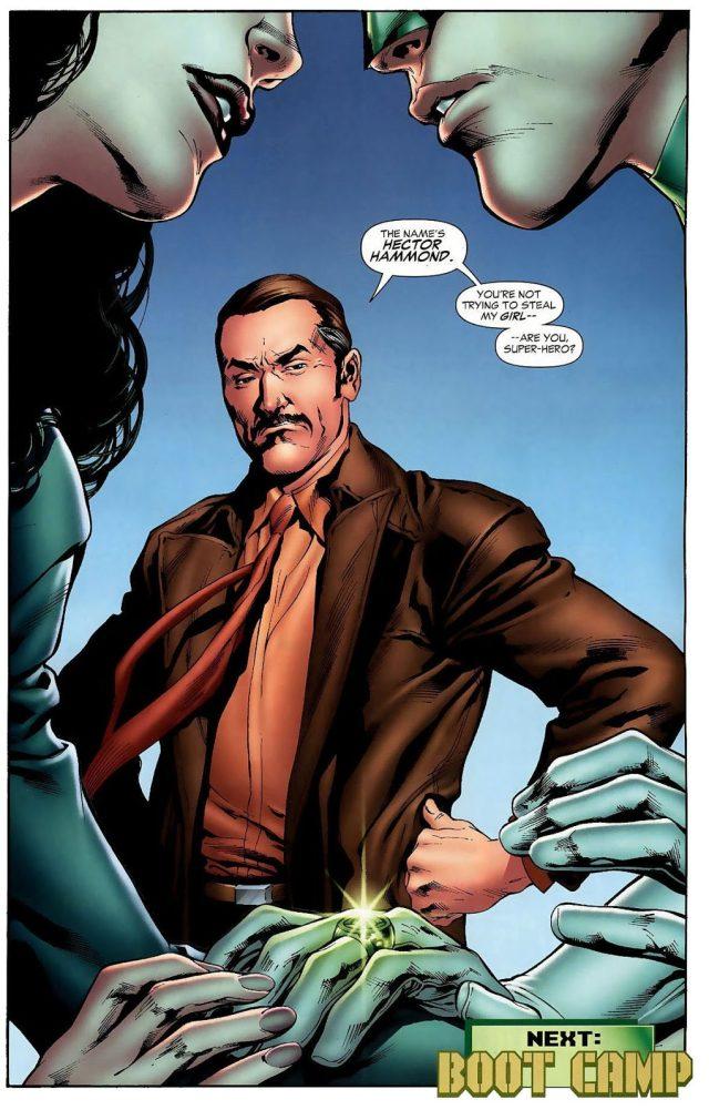 Hector Hammond (Green Lantern Vol. 4 #30)