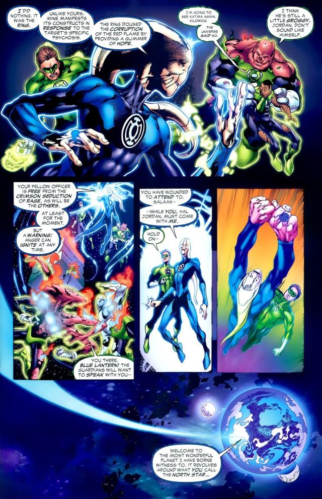 Saint Walker (Green Lantern Vol. 4 #36)